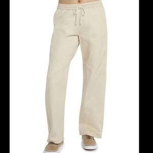 Dickies Junior Pull On Work Pants Khaki 90s Y2K